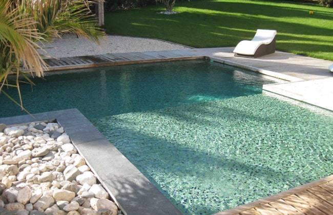 glass enamels pool lining