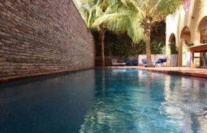 swimming pool lining