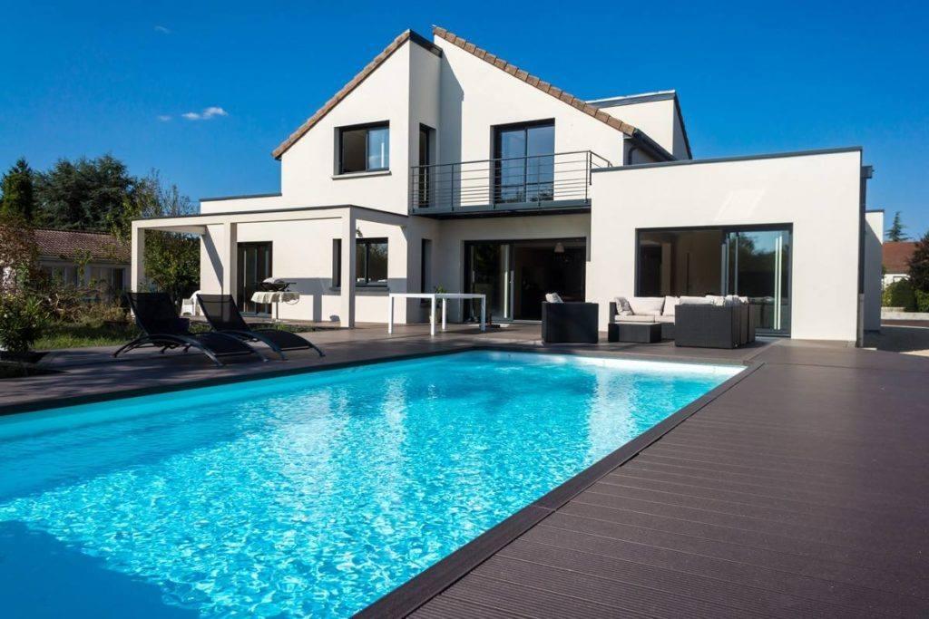 Prix piscine enterrée - Morana